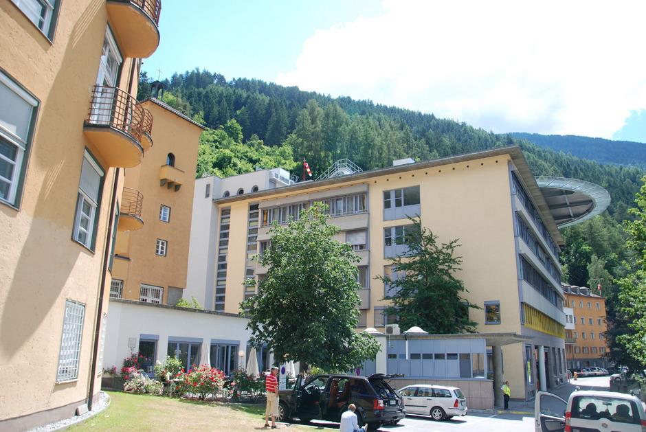 Der Ausbau des Krankenhauses St. Vinzenz bis 2021/22 soll in Summe 108,9 Mio. Euro kosten.