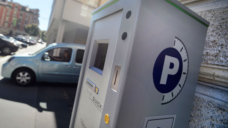 Eine Mehrheit im Gemeinderat vorausgesetzt, kostet eine halbe Stunde Parken bald einen Euro.