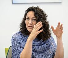 """LHStv. Ingrid Felipe, Grüne (Umweltreferentin): """"Der geplante Zusammenschluss wird nach einem rechtsstaatlichen Verfahren durchgeführt."""""""