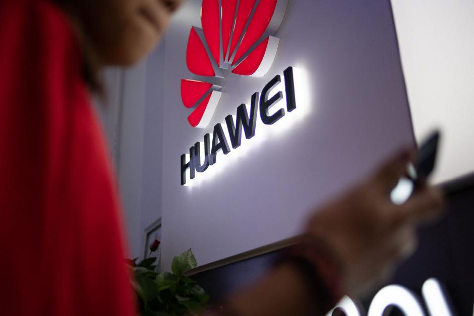 Huawei wurde von den USA auf eine schwarze Liste gesetzt.