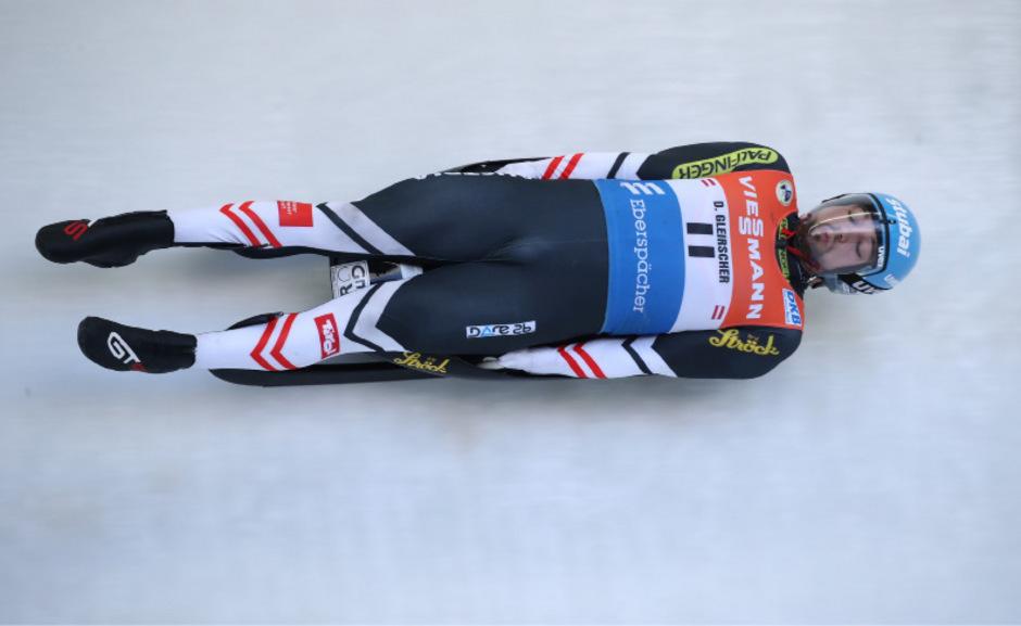 Olympiasieger David Gleirscher möchte in dieser Saison seinen ersten Weltcup-Sieg einfahren.