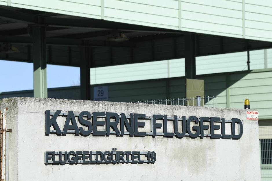 Die Tragödie ereignete sich in der Flugfeld-Kaserne in Wiener Neustadt.