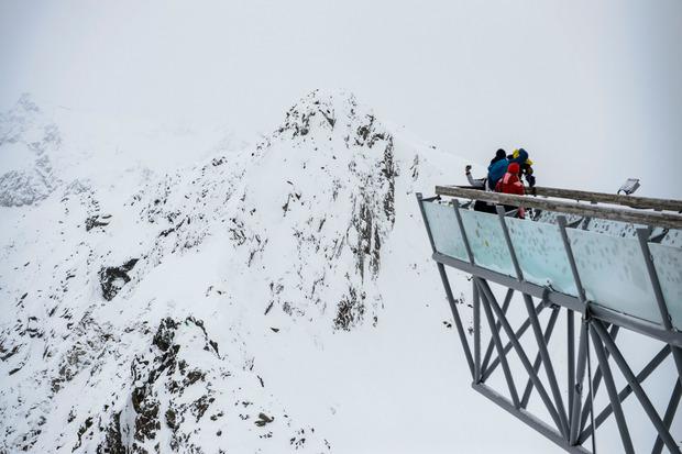 Vom Tiefenbachferner im Ötztal soll eine Seilbahn auf den Pitztaler Gletscher führen. Drei Bahnen und 64 Hektar Pistenflächen sind geplant.