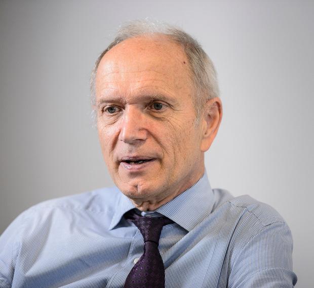 Der Neurologe Werner Poewe.