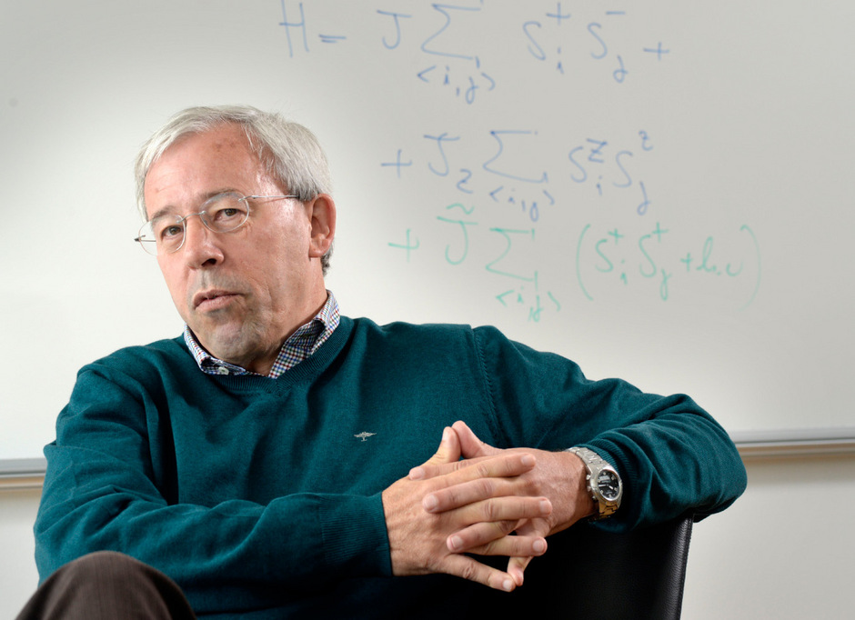 Quantenphysiker Peter Zoller.