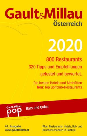 Im Gault & Millau 2020 sind 692 Hauben-Restaurants in ganz Österreich verzeichnet. Bewertet wird mit einem 20-Punkte-System. Ab 11 Punkten ist die erste Haube möglich. Zusätzlich wird von Gault & Millau auch ein Hütten- und Wein-Guide veröffentlicht.