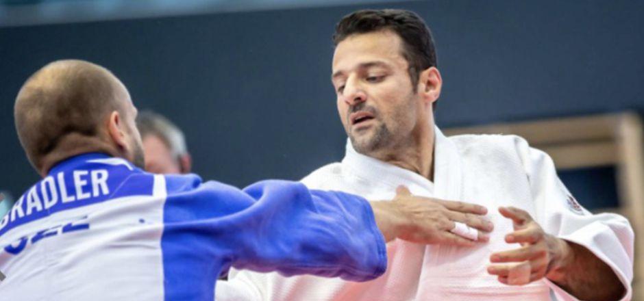 Bei den Ü30-Meisterschaften in Linz kämpfte Fathelbab zum ersten Mal nach Jahrzehnten.