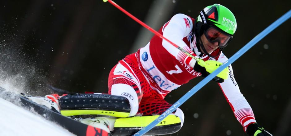 Vor dem Weltcup-Slalom am Sonntag ortet der 26-jährige Tiroler Michael Matt noch Aufholbedarf.