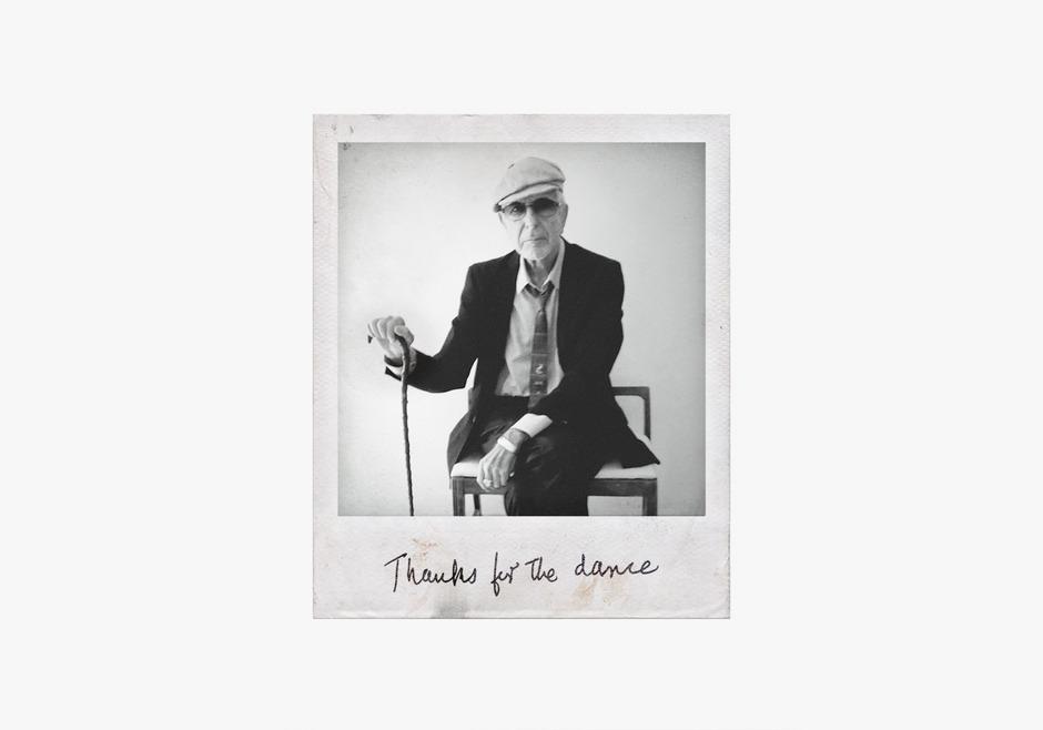 Fotografische Aufnahmen von Leonard Cohen beginnen zu verblassen. Doch die Musik des Kanadiers wird noch lange bleiben.