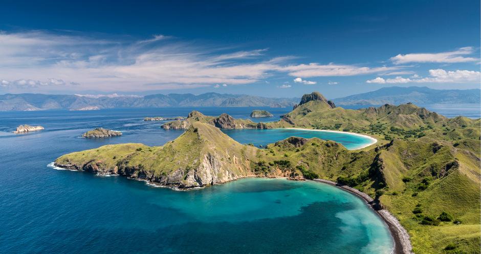 """Die """"Dracheninsel"""" ist ein Naturparadies."""