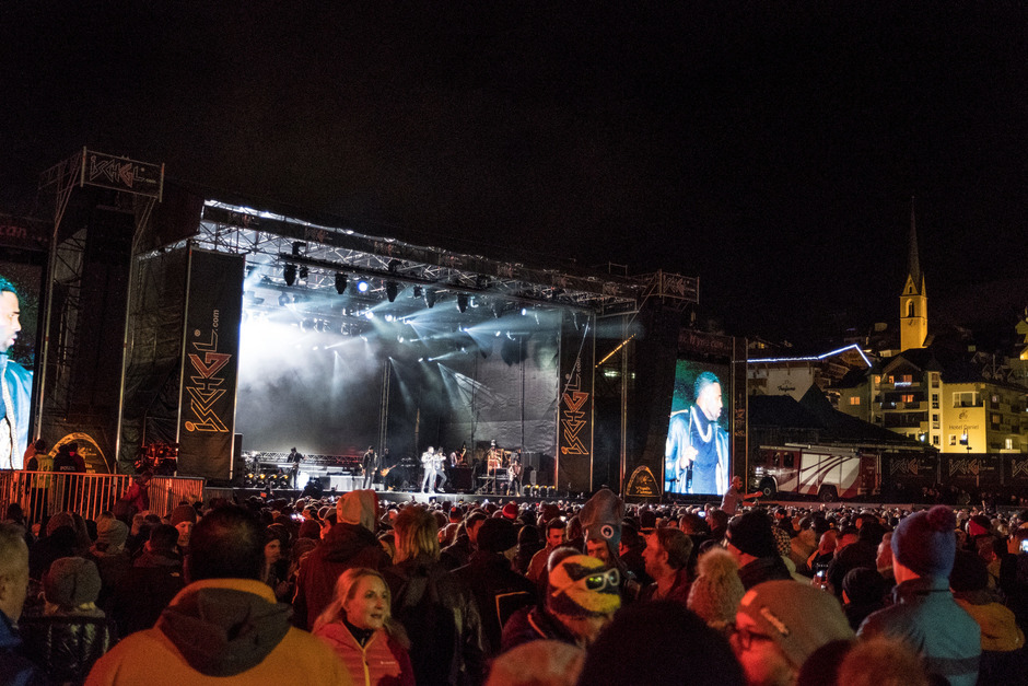 Das Konzert zum Ischgler Saisonstart ist Fixpunkt im Terminkalender. Voriges Jahr sorgte Jason Derulo für einen fulminanten Auftakt.
