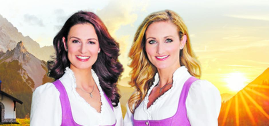 """""""Sigrid&Marina"""" präsentieren ihre schönsten christlichen Lieder."""
