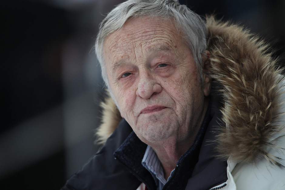 FIS-Präsident Gian Franco Kasper.