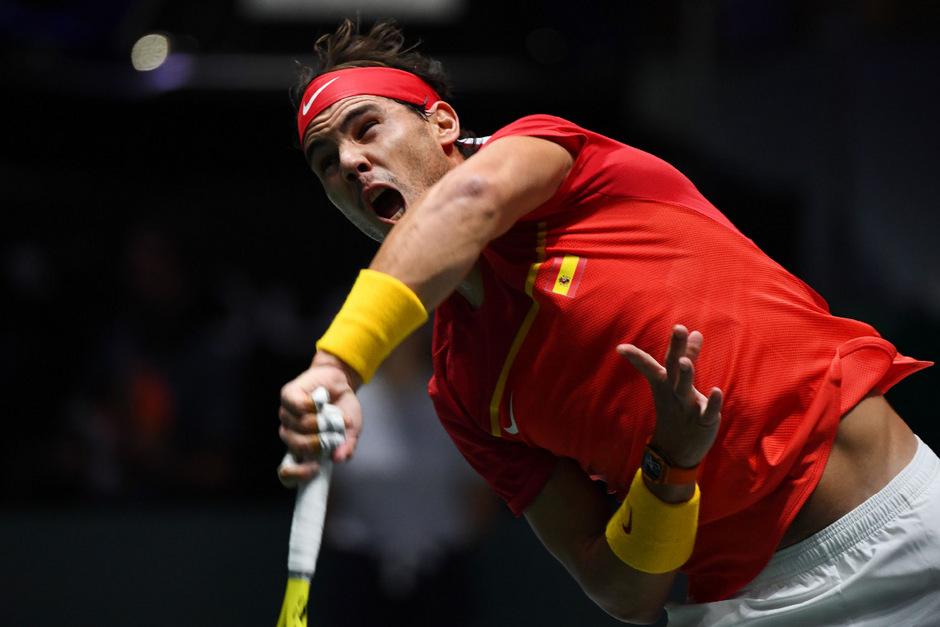 Rafael Nadal machte für Spanien den Sack zu.