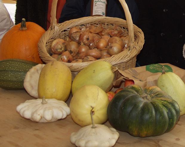 Die Nachfrage nach regionalen Lebensmitteln steigt, auch in Institutionen wie der Kaserne.