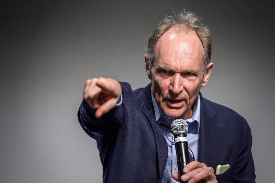 """Tim Berners-Lee: """"Der """"Vertrag für das Internet"""" ist ein """"Fahrplan für den Aufbau eines besseren Internets."""""""