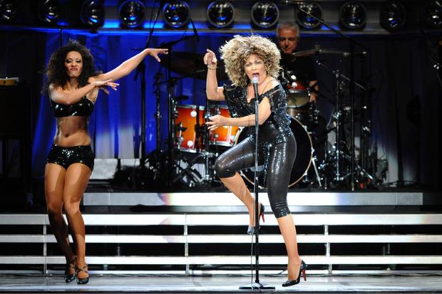 Als sich Turner 2009 von der Bühne verabschiedete, kamen zur Welttournee mehr als eine Million Besucher.