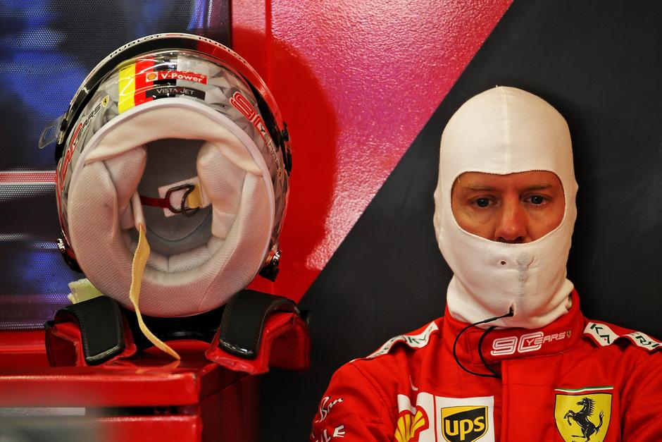 """Nachenklich, aber Sebastian Vettel hat noch """"nicht konkret"""" über ein Karriereende nachgedacht."""