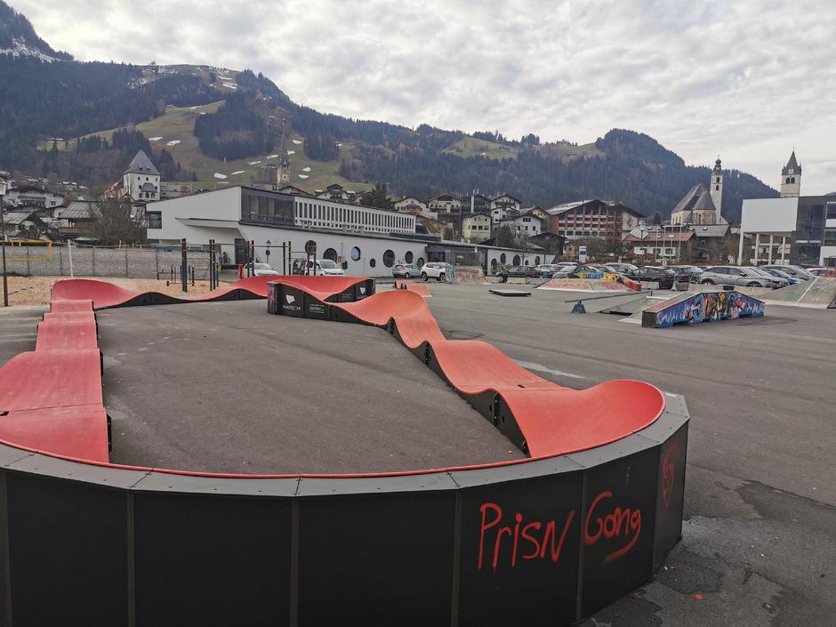 Der Trend- und Skateplatz in Kitzbühel sorgte wieder einmal für Diskussionen im Gemeinderat.