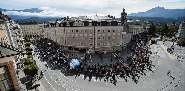 Auch für diesen Freitag ist ein Demonstrationszug durch die Stadt geplant.