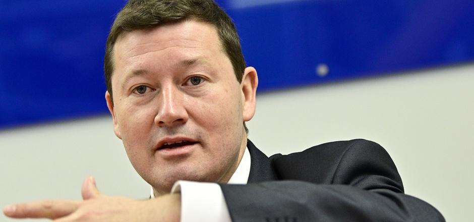 Selmayr war u.a. Generalsekretär der EU-Kommission und vertritt diese nun in Wien.