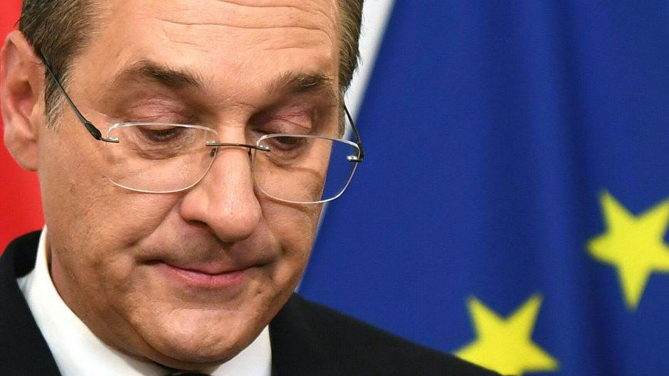 Straches Tage bei der FPÖ könnten bald gezählt sein.