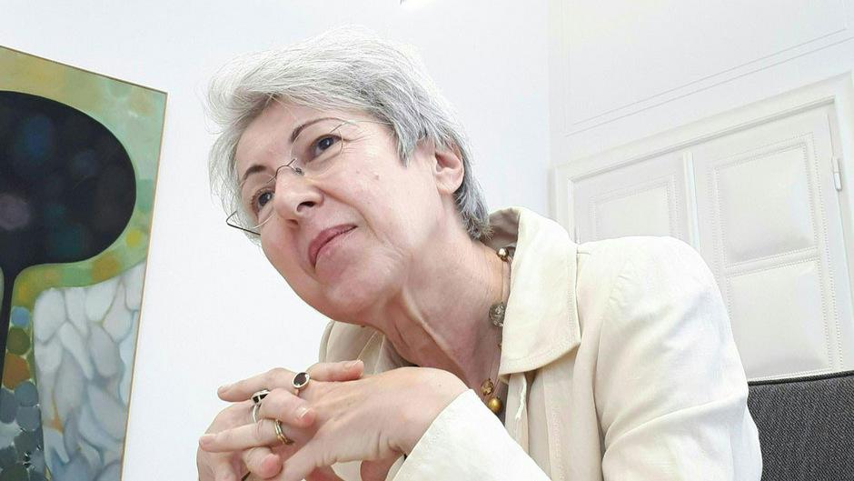 Wirtschaftsministerin Elisabeth Udolf-Strobl