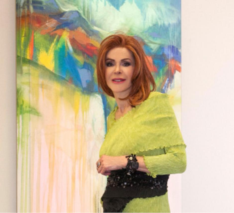 Im Jänner geht die 24. Ausgabe der Art Innsbruck über die Bühne. Johanna Penz will auch in Salzburg weitermachen.
