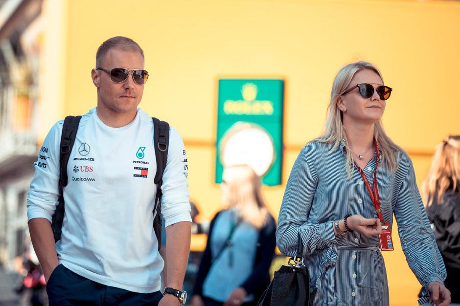 Ehe gescheitert: Bottas lässt sich wegen Formel-1-Karriere scheiden