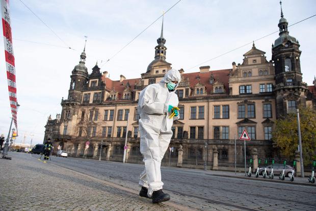 Die Tatortarbeit in Dresden steht kurz vor dem Abschluss.
