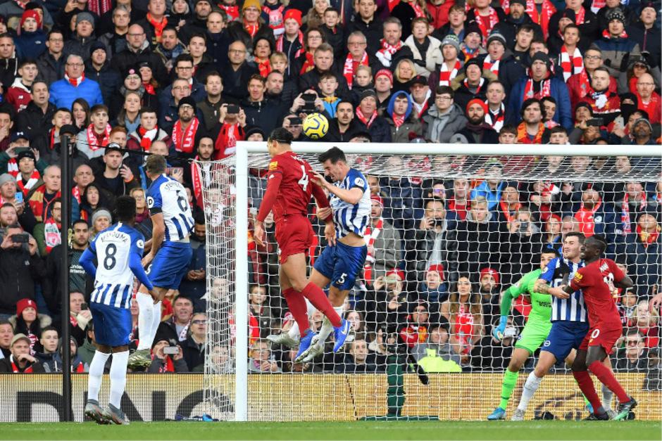 Mann des Abends war Starverteidiger Virgil van Dijk, der einen Doppelpack für Liverpool erzielte.