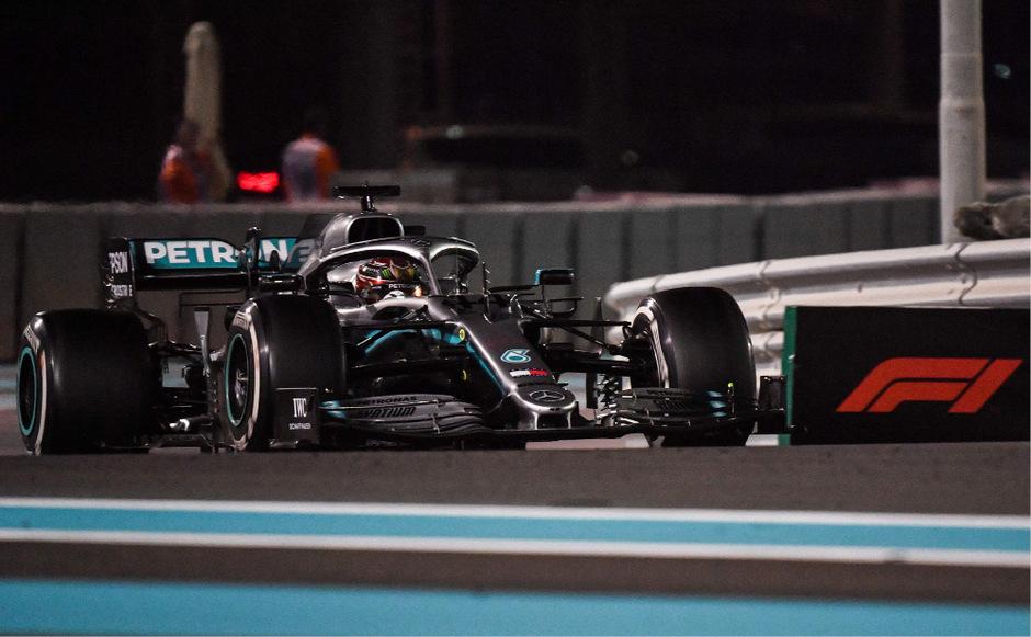 Lewis Hamilton war auch im letzten Grand Prix der Saison nicht zu stoppen und feierte seinen elften (!) Saisonsieg.