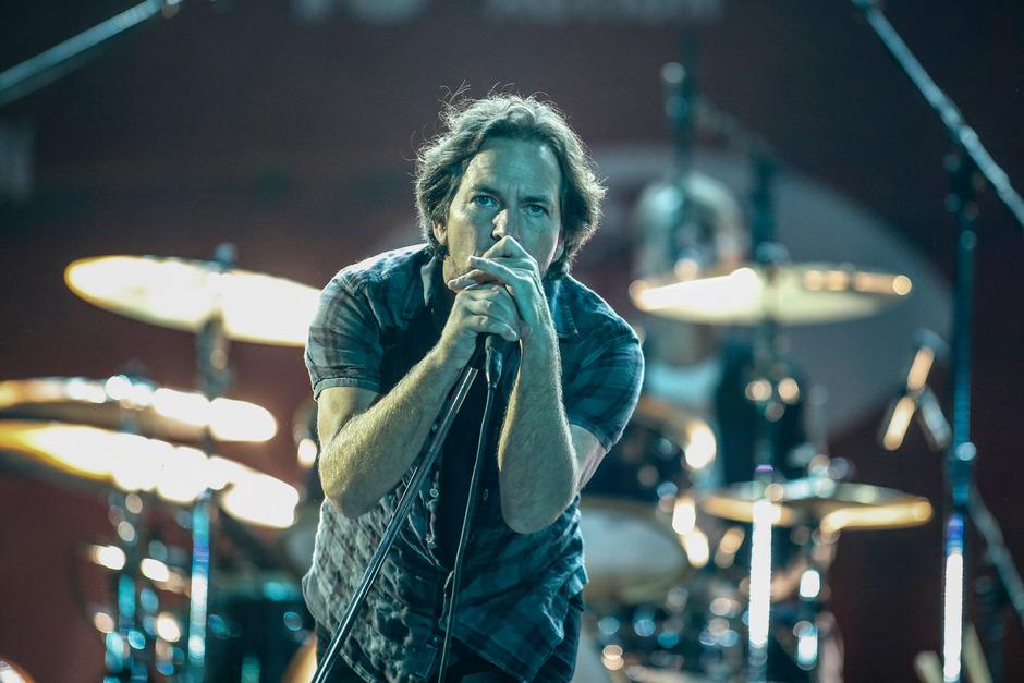 Eddie Vedder und Co. kommen am 7. Juli für ein Konzert nach Wien.