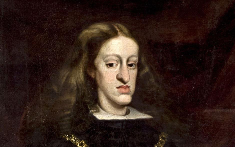 König Karl II. von Spanien (1661-1700)
