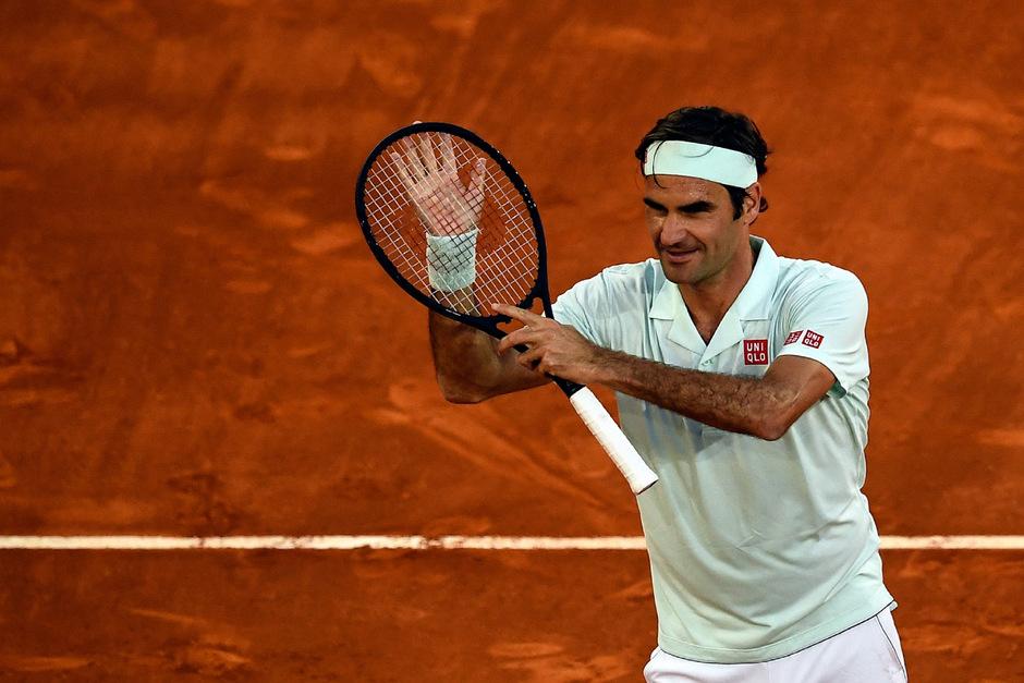 Roger Federer - schon zu Lebzeiten eine Legende des Tennis-Sports.