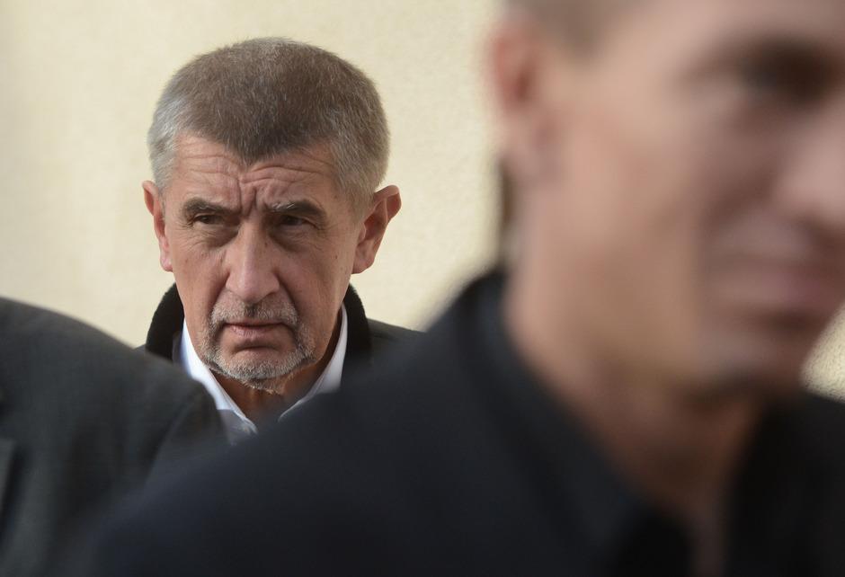 Andrej Babis Babis bestritt im Radiosender Impuls, dass es sich um die endgültige Fassung des Prüfberichts handle.