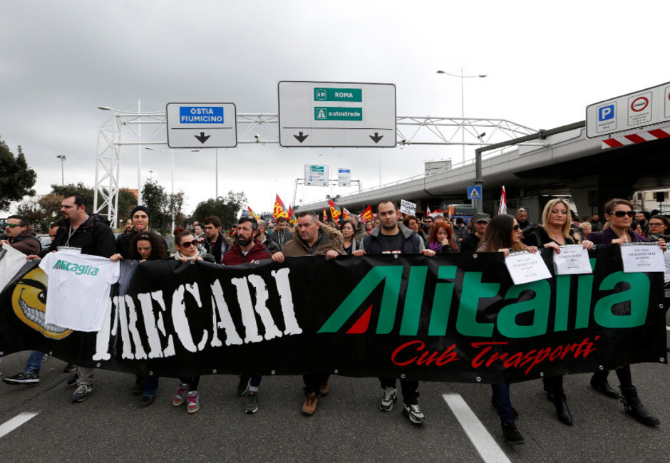 Für den 13. Dezember kündigte die Gewerkschaft erneut Streiks an. (Archivfoto)