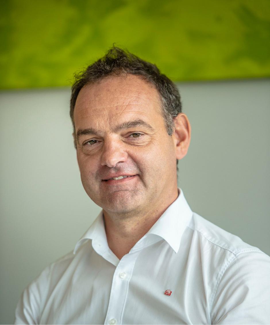 Stephan Bertel tritt als FSG-Chef ab.