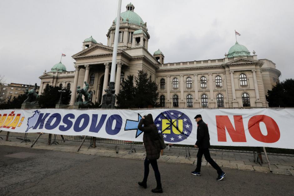 Serbien hintertreibt mit russischer Unterstützung alle Versuche des Kosovo, sich internationale Anerkennung zu verschaffen. (Symbolfoto)