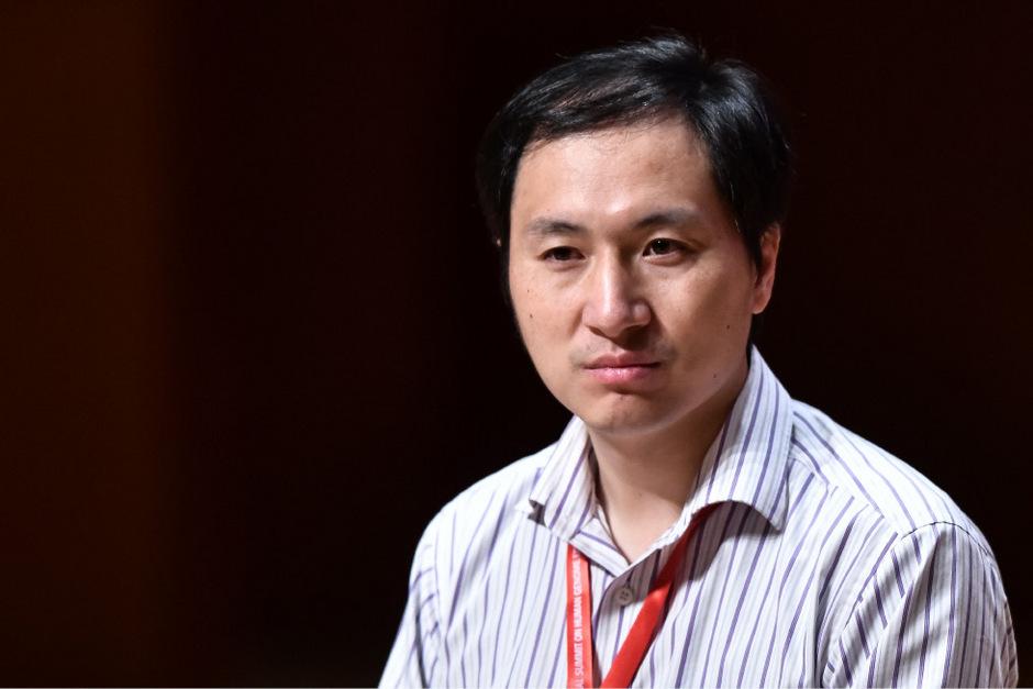 Forschers He Jiankui ist mittlerweile untergetaucht.