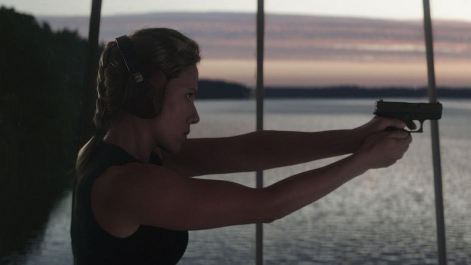Der Streifen mit Scarlett Johansson soll im Mai in die Kinos kommen.