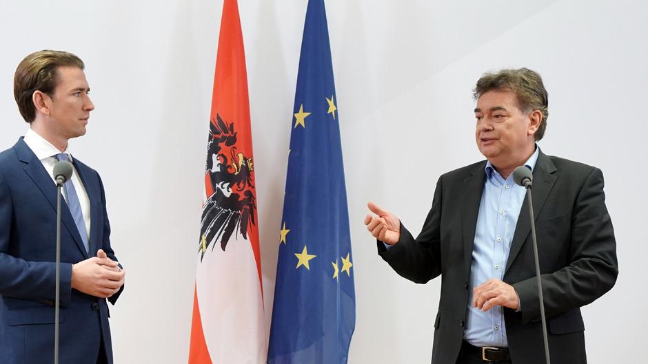 Integration, Soziales, Steuern: Die Koalitionsverhandler Sebastian Kurz und Werner Kogler müssen in vielen Fragen eine Einigung finden.