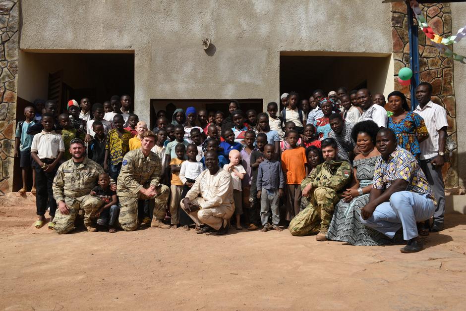 Mission Mali: Österreichische Soldaten im Afrika-Einsatz