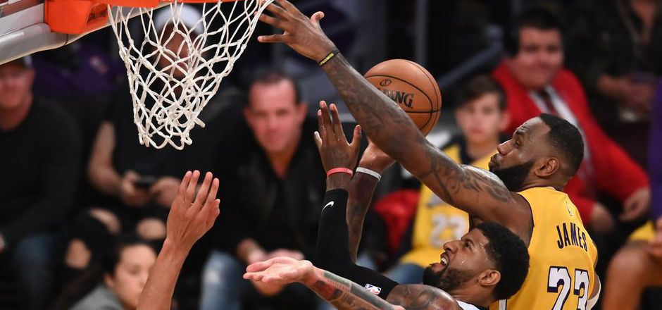 Lakers Gegen Clippers